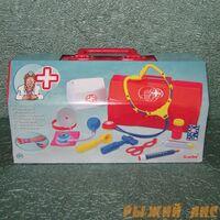 Докторский саквояж с инструментами