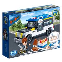 Полицейская машина (242 элемента)