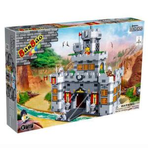 Конструктор Замок Рыцарей (988 деталей)