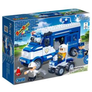 Полицейская команда (250 деталей)