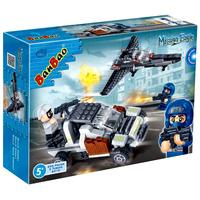 Автомобиль и самолет (295 деталей)