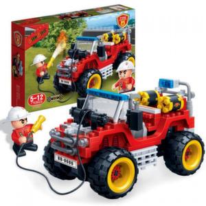 Пожарный внедорожник (212 деталей)