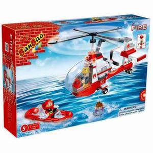 Пожарный вертолет (150 деталей)