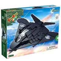 Конструктор Самолет (250 деталей)