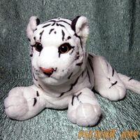 Мягкая игрушка Тигренок Белый