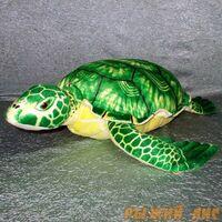 Большая мягкая Черепаха 70см