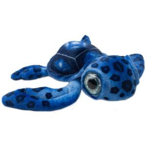 Черепаха средняя синяя 40 см