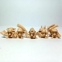 Чиби Скелеты №1