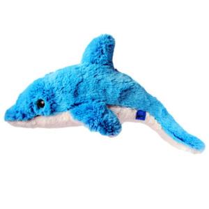 Дельфин Блум голубой 40 см