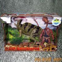 Монстр + Динозавр. Вид №4.
