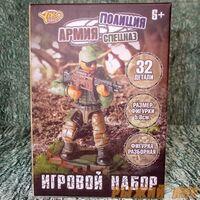 Фигурка Боец Спецназа сборная №1