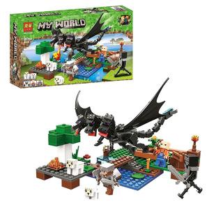 Конструктор BELA Мой мир Битва с Черным драконом