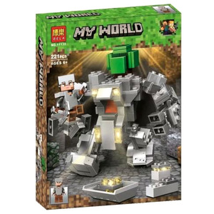 Конструктор BELA Мой Мир Робот Титан