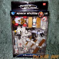 Набор Космическая Станция (10 предметов)