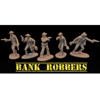 Ковбои - Грабители банков
