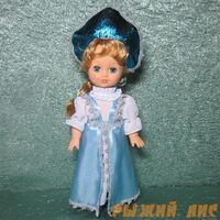 Кукла Алёнушка