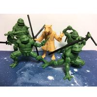 КунгФу Черепахи