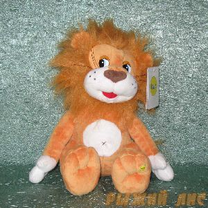 Лев сидящий малый (муз.)