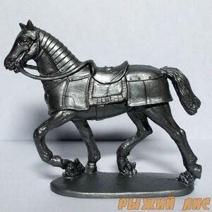 Лошадь №4