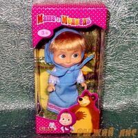 Кукла Маша в сарафане. Вид №2.