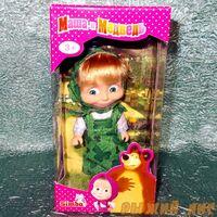 Кукла Маша в сарафане. Вид №4.