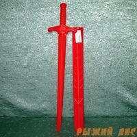 Игрушечный меч Богатырь