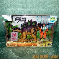 Мир Динозавров - Стегозавр