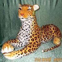 Мягкая игрушка Леопард 96 см