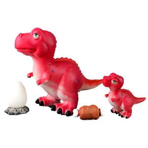 """Набор в сетке """"Тиранозавр Рекс с детенышем"""""""