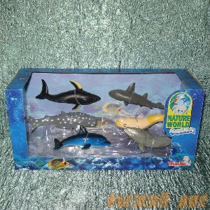 Набор морских животных (Вид №1)