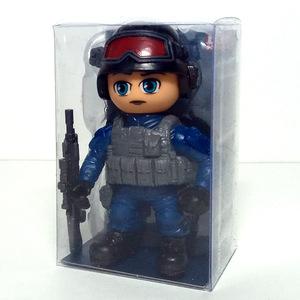 "Солдатик ""Полицейский"" Junfa №4"