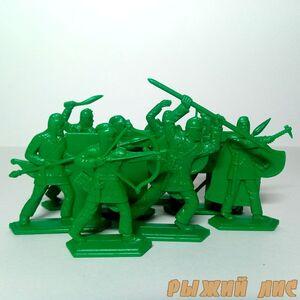 Солдатики Персы