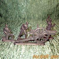Первая Мировая - Германская Артиллерия