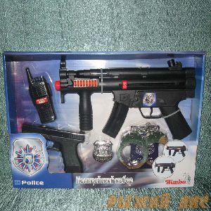 Полицейский набор с аксессуарами