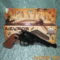 """Револьвер с пистонами """"Невада"""""""