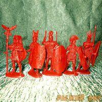 Римляне красные №2 (пехота)