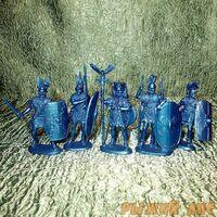 Римляне синие (пехота) №2
