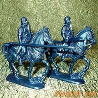Римляне синие (всадники)