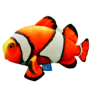 Рыба Клоун 30 см