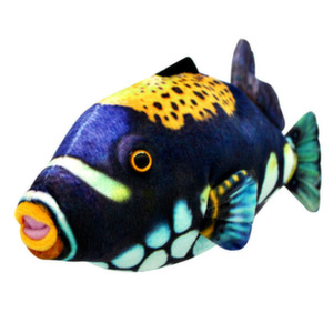 Рыба Спинорог 30 см