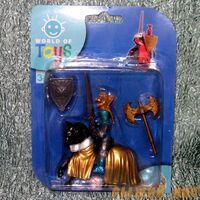 Рыцарь с лошадью (блистер). Вид №1.