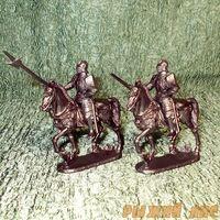 Рыцари (всадники) Вид №2