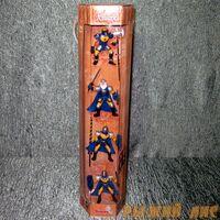 Рыцари в тубе (синие)