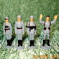 Солдатики Немцы (крашеные)