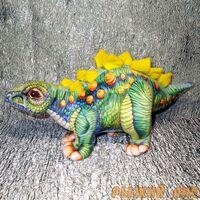 Мягкая игрушка Стегозавр