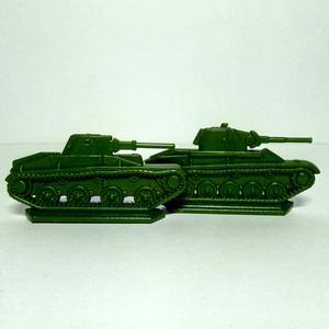 Танки №4 (Т-60 и Т-70)