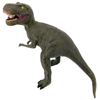 Тиранозавр Рекс зеленый 33*53 см