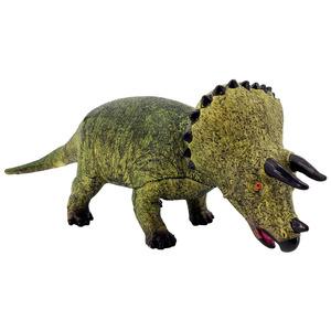 Трицератопс зелёный 19*53 см
