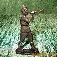 Трубач. Красная Армия.