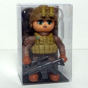 "Солдатик ""Военный"" Junfa №4"